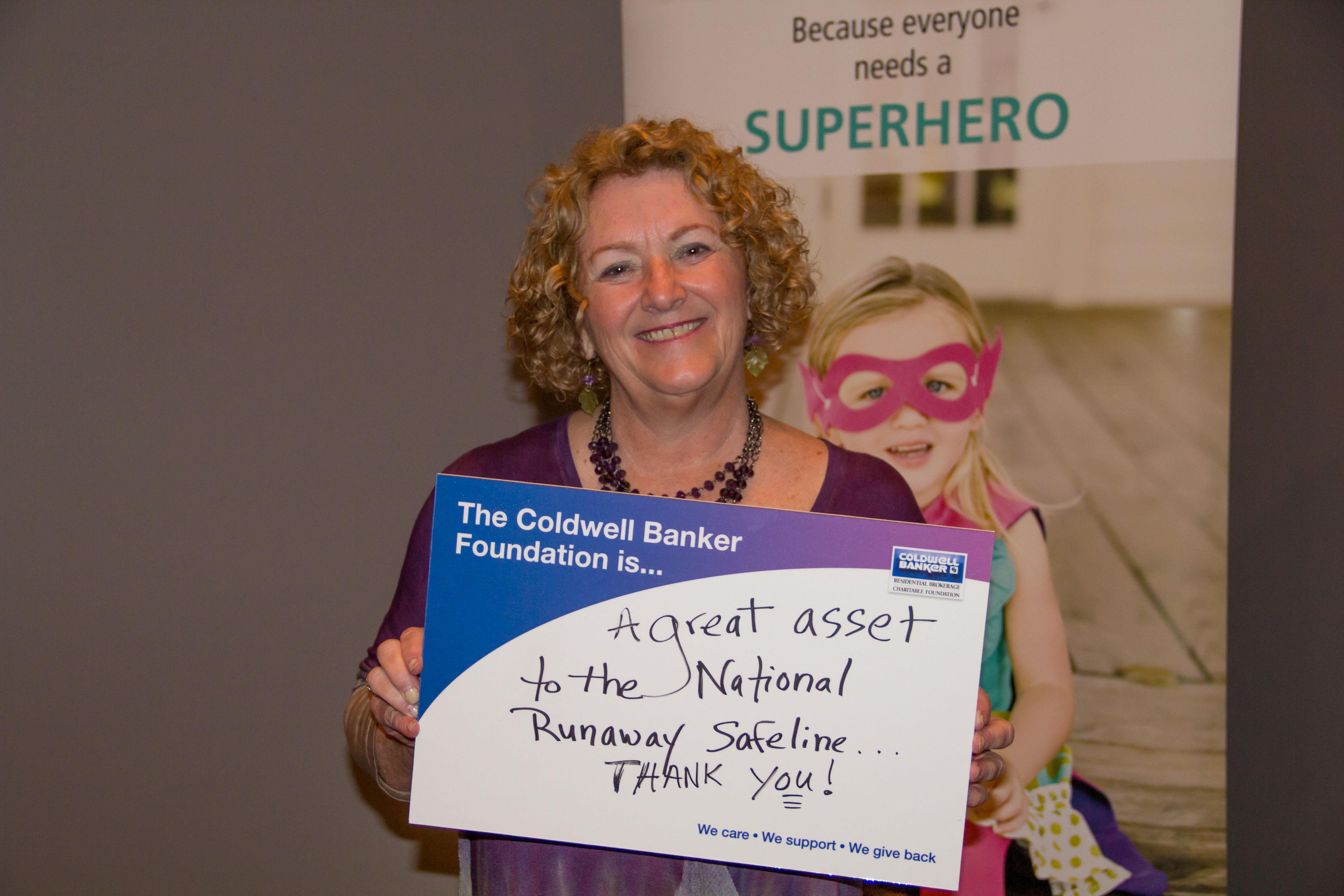Maureen Blaha, National Runaway Safeline