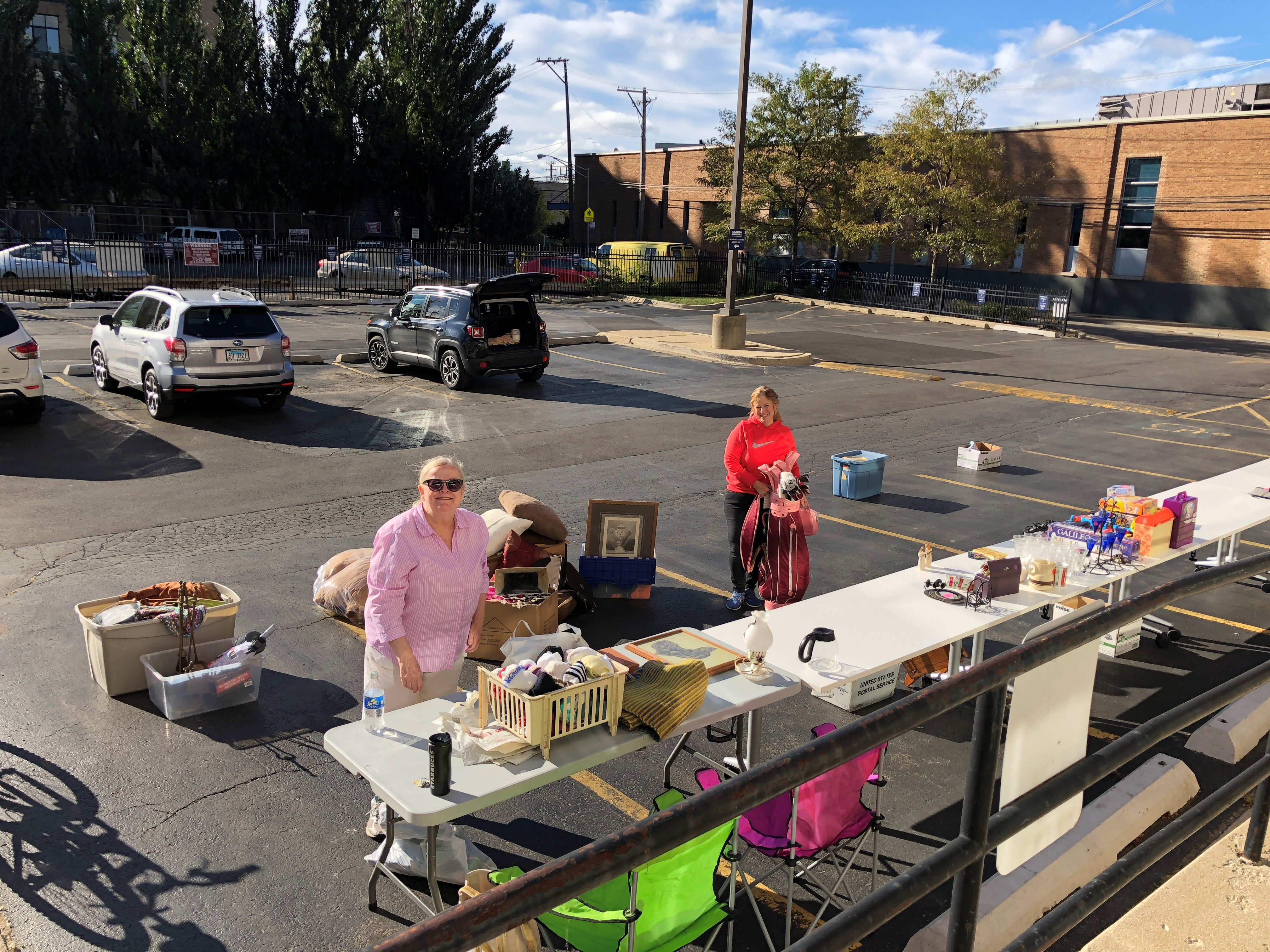 Lincoln Park Office Garage Sale